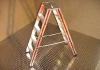 Aluminium trap 5 treden dubbel oploopbaar